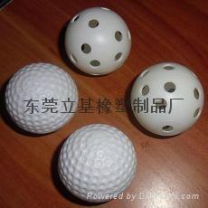 Golf, practice balls, go