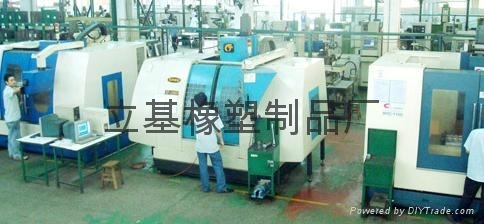 o-ring mold CNC Milling Machine