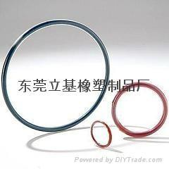 阻燃橡膠圈,防火橡膠圈,阻燃硅膠圈,UL防火橡膠圈 1