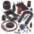 防火橡胶制品,阻燃硅胶制品,防