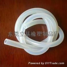 Silicone tube of fire prevention, fire rubber hose, UL silicone tube