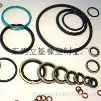 橡胶圈 o型圈的橡胶材料选用