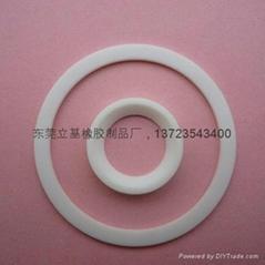搅拌器底座铁氟龙垫圈 搅拌机PTFE密封圈 特富龙密封件,聚四氟乙烯垫片