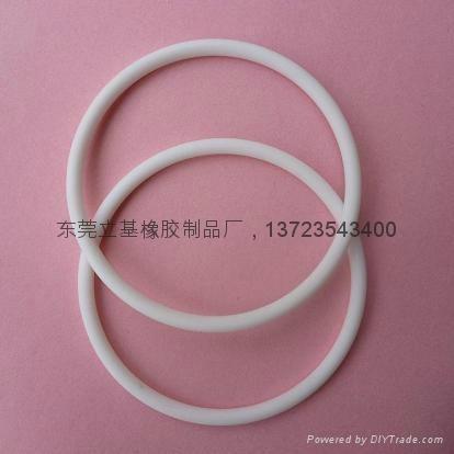 铁氟龙密封圈 PTFE垫片 聚四氟乙烯垫圈 特氟龙密封件 1
