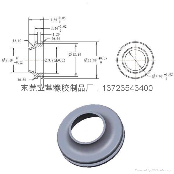 铁氟龙密封圈 PTFE垫片 聚四氟乙烯垫圈 特氟龙密封件 2