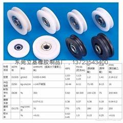 Nylon roller, polyurethane roller, plastic roller, rubber roller