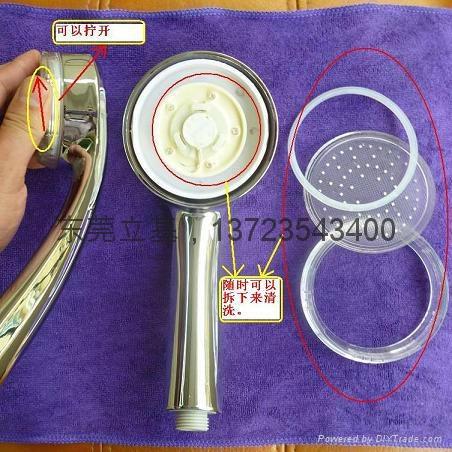 LED shower, LED light shower 4