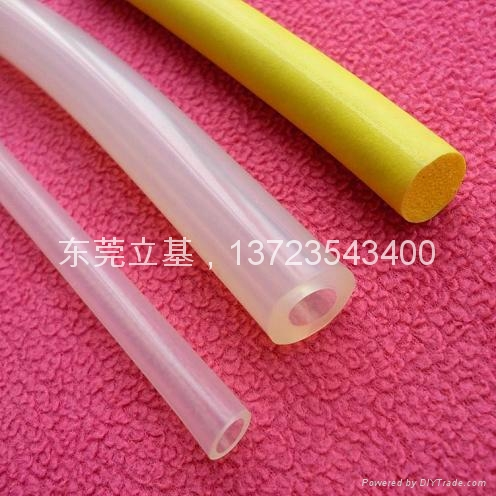 編織硅膠管 1