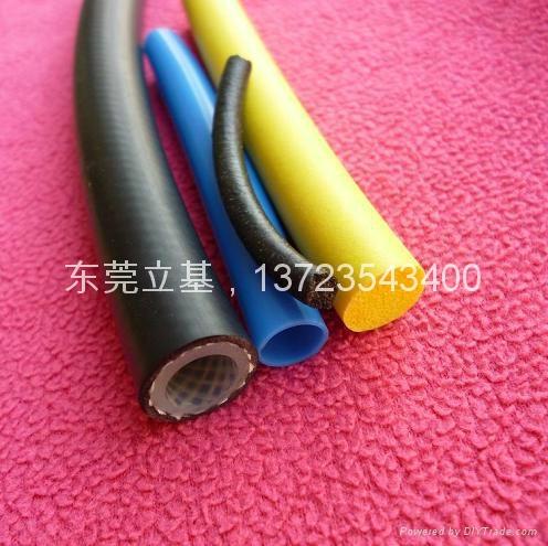 編織硅膠管 5