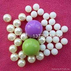 plastic beads, Plastic b