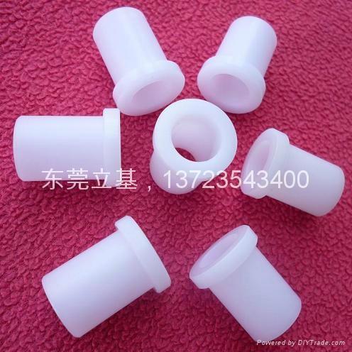 Pom Nylon Ptfe Pa Teflon Plastic Sleeve Bushing Plastic