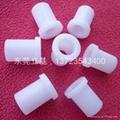POM/Nylon/PTFE/ PA/Teflon Plastic sleeve bushing 1