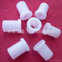 POM/Nylon/PTFE/ PA/Teflon Plastic sleeve bushing