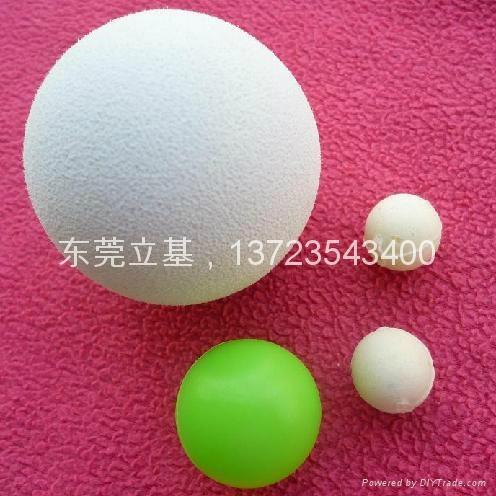 PP foam ball, eva foam ball, PU foam ball 1