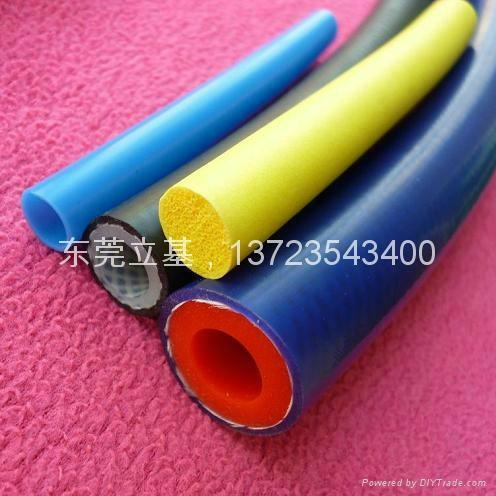 Rubber foam tube, foam rubber tube, Foam rubber seals 1