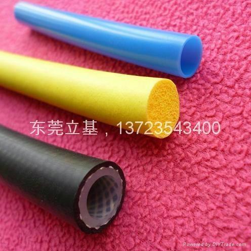 Rubber foam tube, foam rubber tube, Foam rubber seals 2