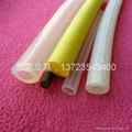 PVC foam tube, Silicone foam strip, high temperature / shaped silicone foam tube