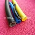 PVC發泡管,發泡硅膠條,高溫/異型硅膠發泡管 2