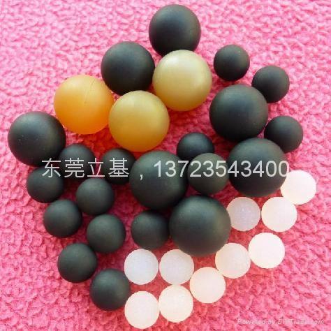 Silicone ball 3
