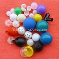 Plastic float ball 3