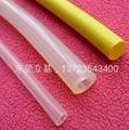 Silicone tube, silicone tubing