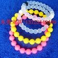 Wholesale Silicone bracelet, Silicone wristband, Beaded bracelets 1