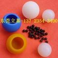 Plastic balls, Rubber ball, Silicone ball,Hollow plastic ball 5