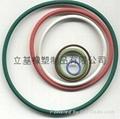 塑料球 塑料空心球 塑胶球 橡胶球 硅胶球 橡胶O型圈 O型密封圈  2