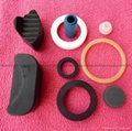 closed cell foam washers, silicone foam gasket