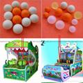 游乐设备塑胶空心玩具球 游艺设