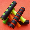 Foam handle grips, foam handle covers,