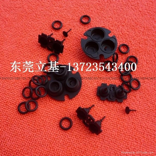 Rubber shock absorbers Rubber sleeve 1
