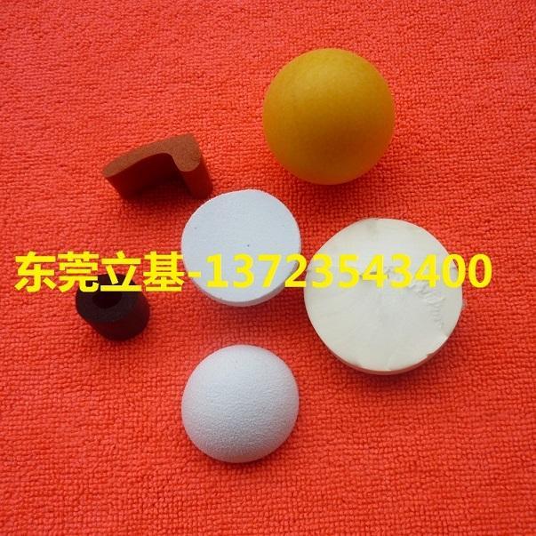 發泡橡膠球 2