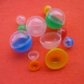 扭蛋球 游戏机儿童玩具球 摸抽奖塑胶圆球 1
