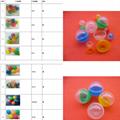 扭蛋球 游戏机儿童玩具球 摸抽奖塑胶圆球 2