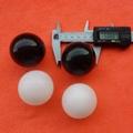 2英寸塑料轨迹球 光电键盘塑胶
