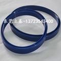 High temperature resistant dust ring,