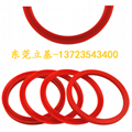 Cylinder seal, cylinder seal, cylinder