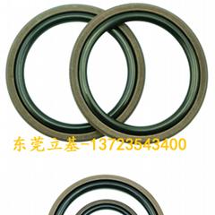 軸用格萊圈,四氟格萊圈,橡膠格萊圈,聚四氟乙烯格萊圈