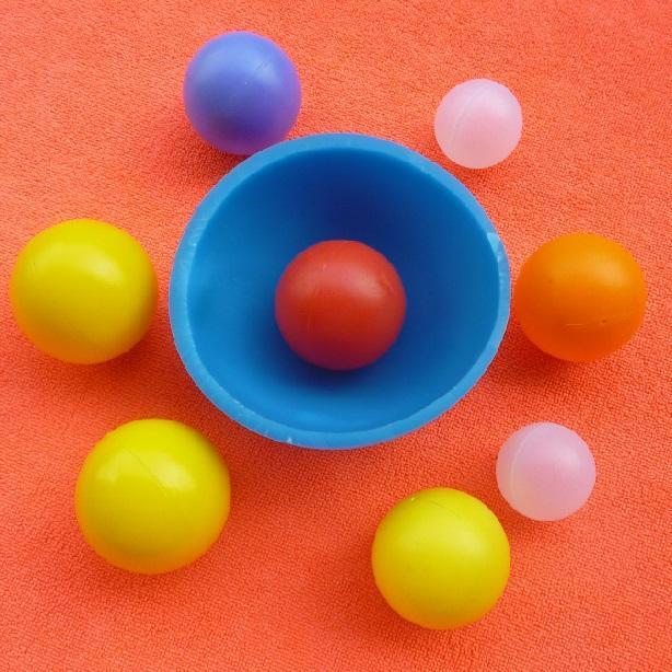 塑料空心圆球,塑胶空心圆球,玩具圆球,空心塑料圆球 1