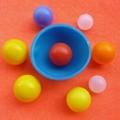 塑料空心圆球,塑胶空心圆球,玩