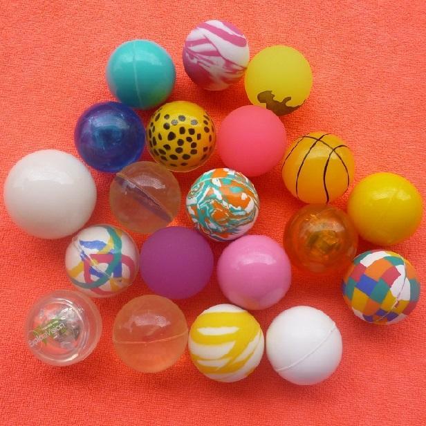 Rubber bouncy ball, Elastic rubber ball, Small rubber bouncy balls 1