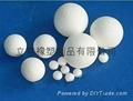 Teflon ball PTFE ball valve ball ball