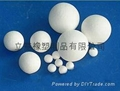Teflon ball PTFE ball valve ball ball valve