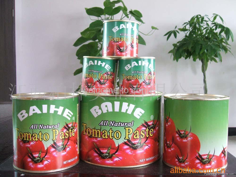 番茄醬,橘子罐頭,蘑菇罐頭. 1