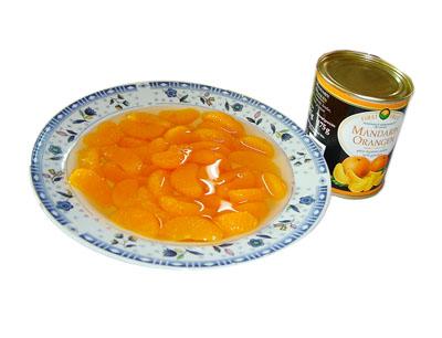 橘子罐头 1