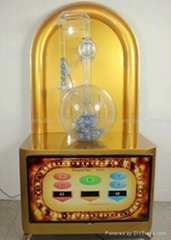 Smart Lottery Draw Blower machine