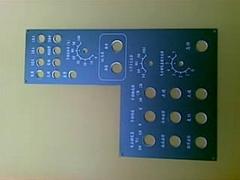 铝板PC贴膜面板