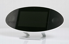 tablet speaker player 7inch android system tablet  big speaker