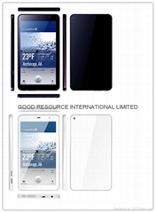 6.5inch 1.2GHZ Dual Core Android4.2 512MB DDR3 4GB   with 3G GPS,FM,BT